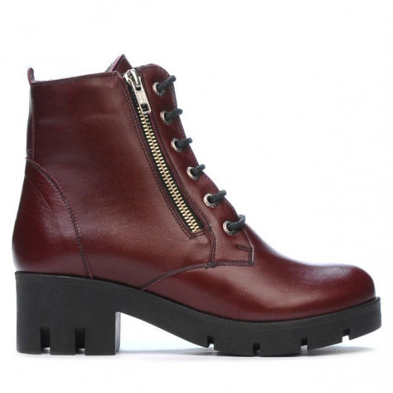 Ghete dama 3307 bordo
