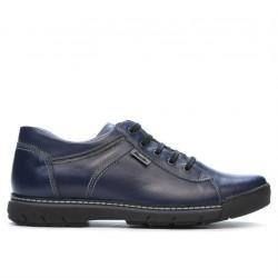 Men sport shoes 834 indigo