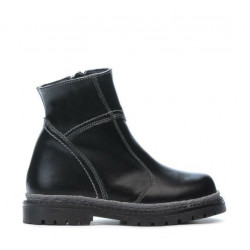 Small children boots 35c black