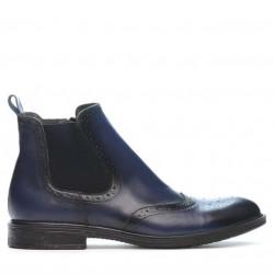 Men boots 493 a indigo