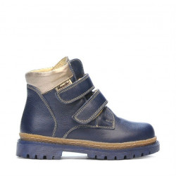 Small children boots 37c indigo+aramiu
