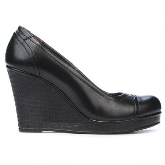 Pantofi casual dama 177 negru