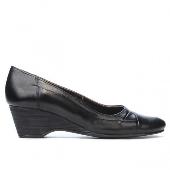 Pantofi casual dama 192 negru