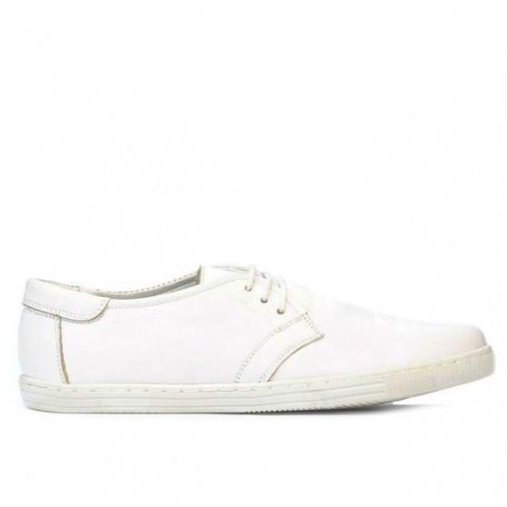 Pantofi sport dama 623 alb