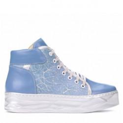 Women boots 3311 bleu combined 1