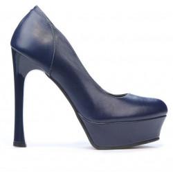 Pantofi eleganti dama 1212 indigo