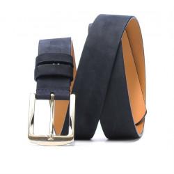 Men belt / women 01b bufo indigo