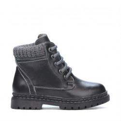 Small children boots 29-1c black