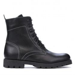Men boots 498 black