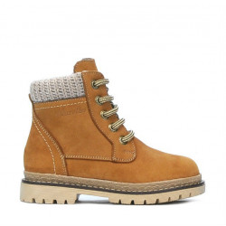 Small children boots 29-2c bufo brown