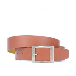Women belt 02m brown