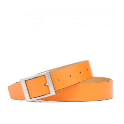 Women belt 02m orange