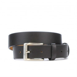 Children belt 01cl dark brown
