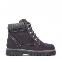 Small children boots 29-1c tuxon purple