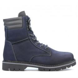 Teenagers boots 4003 bufo indigo