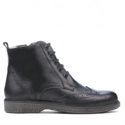 Teenagers boots 4001 black