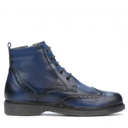 Teenagers boots 4001 a indigo