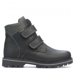 Teenagers boots 4002 tuxon black
