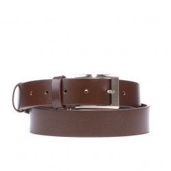 Men belt/women 11b brown