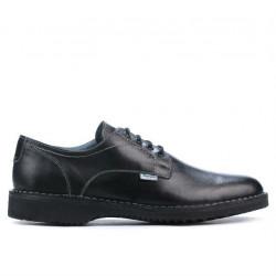 Men casual shoes (large size) 7202m black