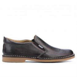 Pantofi casual barbati 7200-1 cafe