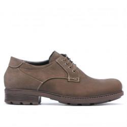 Pantofi casual barbati 845 bufo cafe