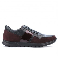 Men sport shoes 846 bordo combined