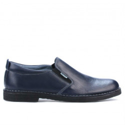 Pantofi casual barbati (marimi mari) 7200-1m indigo