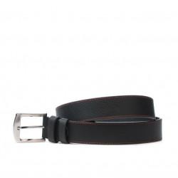 Men belt 13bc biz black