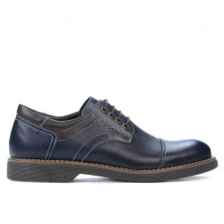 Men casual shoes 848 indigo+cafe
