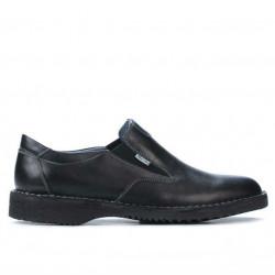 Men casual shoes 7203 black