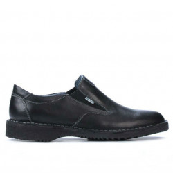 Pantofi casual barbati (marimi mari) 7203m negru