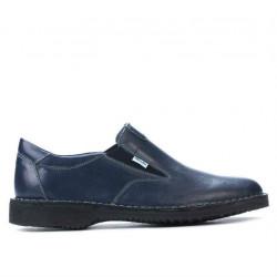 Men casual shoes (large size) 7203m indigo