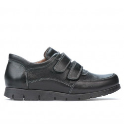 Women sport shoes 681 black