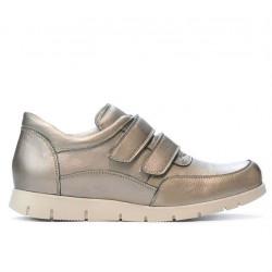 Pantofi sport dama 681 auriu