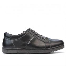 Men sport shoes 849 black