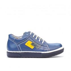 Pantofi copii mici 57-1c indigo