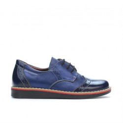 Small children shoes 60c patent indigo combined01