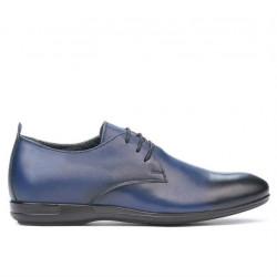Pantofi eleganti adolescenti 370 a indigo