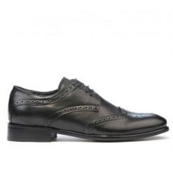 Pantofi casual / eleganti barbati 874 negru