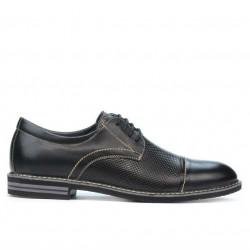 Pantofi casual barbati 873 negru