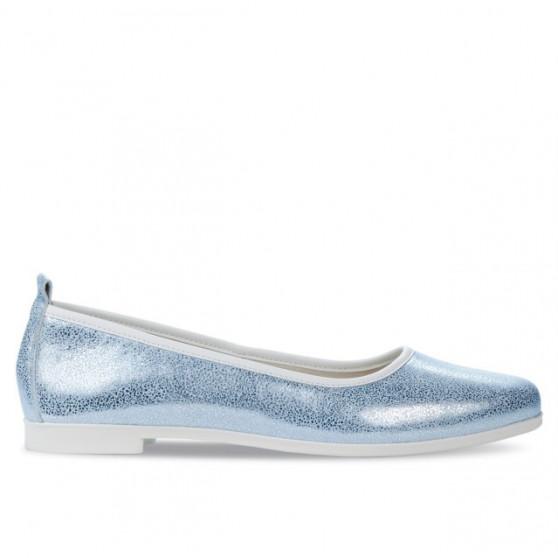 Balerini dama 687 bleu sidef