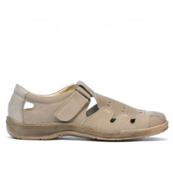 Men loafers, moccasins 819 bufo sand