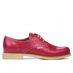 Women casual shoes 678 cyclam