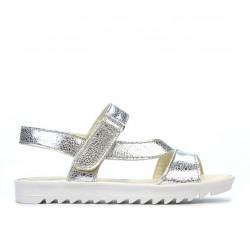 Sandale copii 525 argintiu