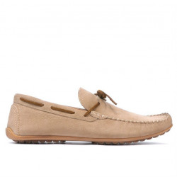 Men loafers, moccasins 863 bufo sand