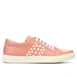 Women sport shoes 690 rosa