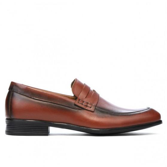 Pantofi casual / eleganti barbati 875 a coniac