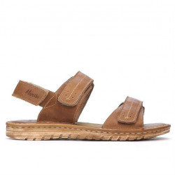 Men sandals 341 tuxon brown