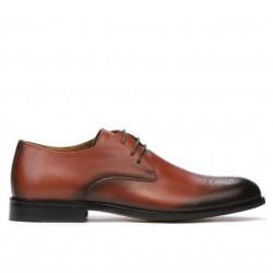 Pantofi eleganti barbati 878 a coniac